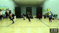 Geronimo- Sheppard Choreography || @johnathanshay