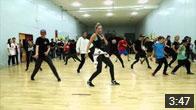 Uptown Funk | Choreography by @carlodarang